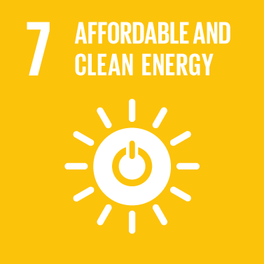 Affordable & Clean Energy Icon