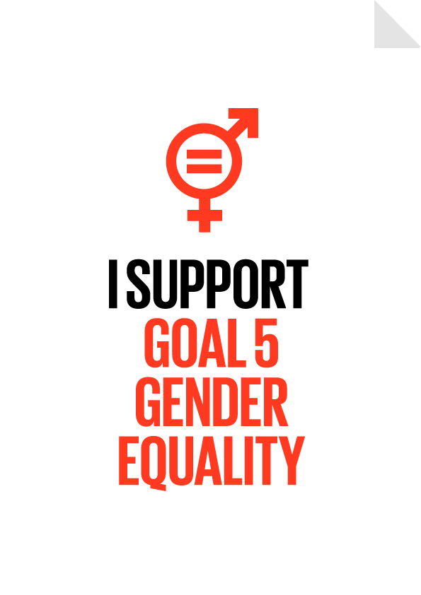 Goal 5: Gender Equality | The Worlds Largest Lesson Gender Equality Posters