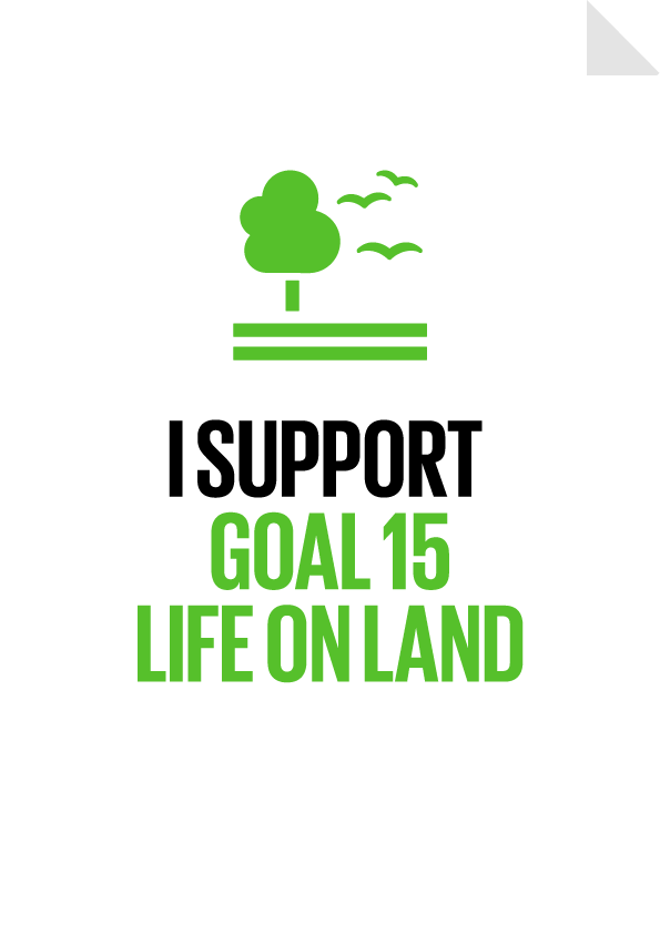 Goal 15 Life on Land Poster Preview