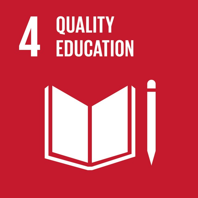 Global Goals Goal 4 Quality Education