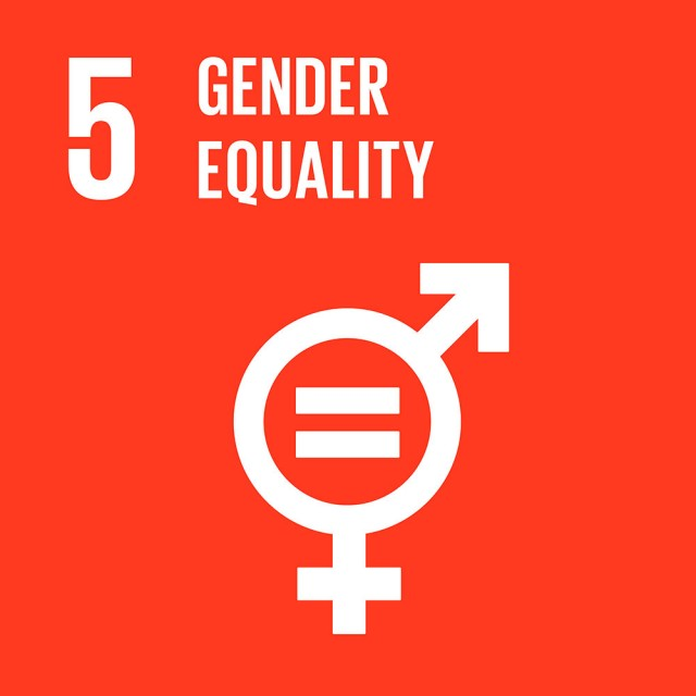 Global Goals Goal 5 Gender Equality