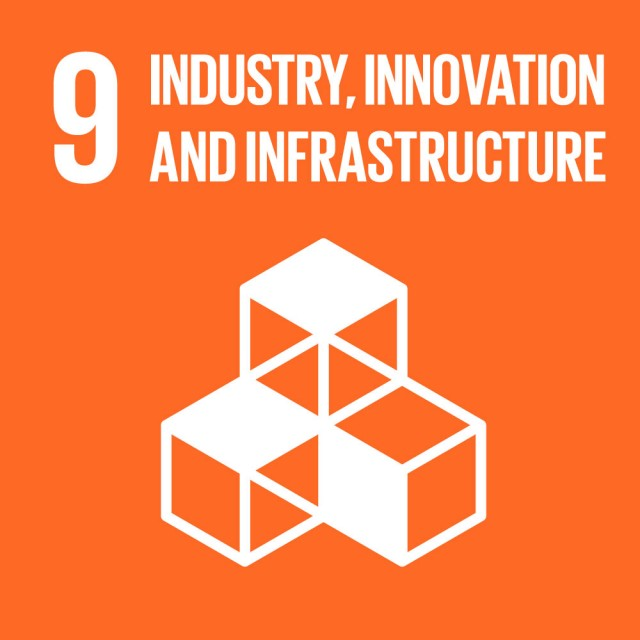 Global Goals Goal 9 Industry, innovation and infrastructure