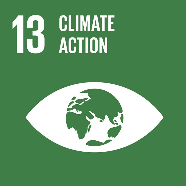Global Goals Goal 13 Climate Action