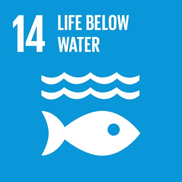 Global Goals Goal 14 Life Below Water
