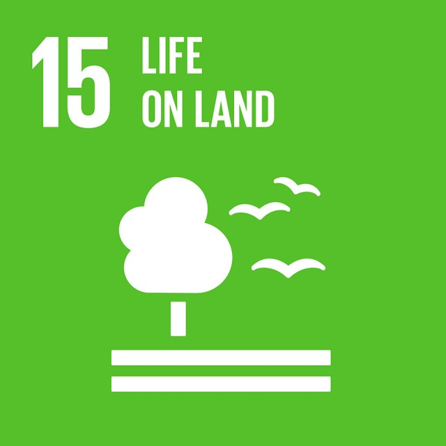 Global Goals Goal 15 Life on land