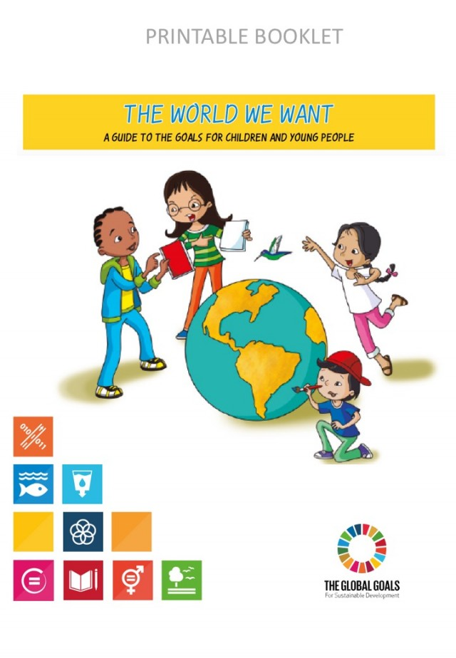 introduce the global goals